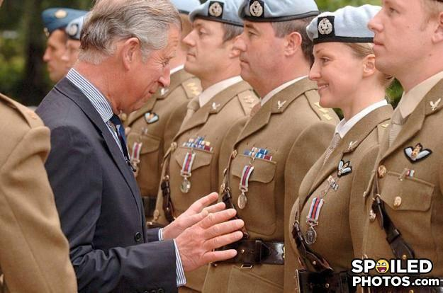 "- ""Whereas Camilla's are this big..."""